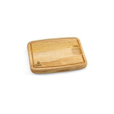 Mundial Solid Wood Cutting Board, Small