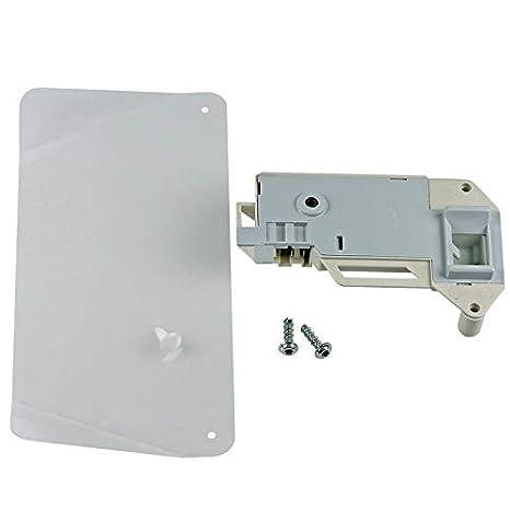Bloqueo Relé para puerta de lavadora Bosch Siemens 056762 ...