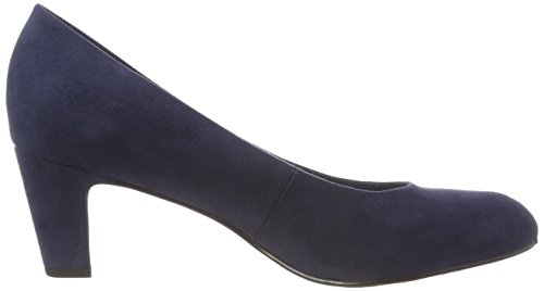 Navy 805 Femme Escarpins 22418 Tamaris Bleu Bleu Marine 0nUC7xwq