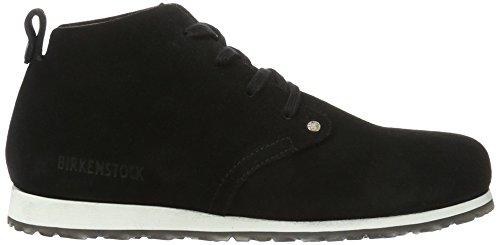Birkenstock Dundee, Zapatos de Cordones Derby para Mujer Schwarz (Black)