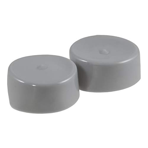 CURT 23198 1.98-Inch Bearing Protector Dust Covers, 2-Pack