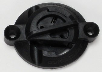 """Quick Cleat No-knot Kayak Cleat (2ea), for 1/4"""" rope"""