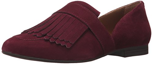 Women's Loafer Black H Harlow G Varies Bass Co Red qwt1XWZO7