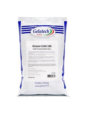 Gelpan Cold 100 Gelato Base Cold process neutral 2.2 lb bag