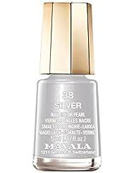 Mavala Switzerland Nail Polish - Silver 38