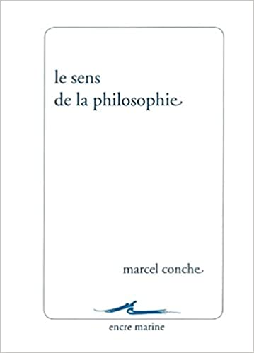 Télécharger en ligne Le Sens de la philosophie pdf