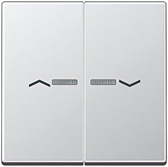 Jung knx - Tecla doble pulsador 2 fase visor+flecha: Amazon.es: Bricolaje y herramientas