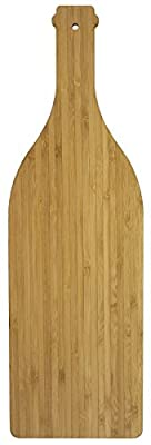Totally Bamboo Seahorse Cutting and Serving Board