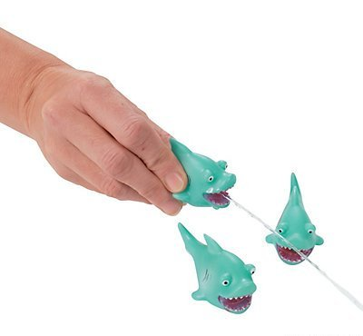 ocean shark party favor - 4