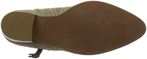 Dakota A Donna Beige Boots Suede Browns Stivaletti natural Ankle Joe 7zqnOwxw