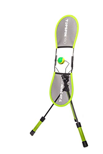 TopspinPro - Learn Topspin in 2 Minutes a Day - A Revolutionary Tennis Training Aid - Used in 67 Countries