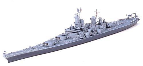 Tamiya Us Navy Battleship Missouri 1/700 Waterline