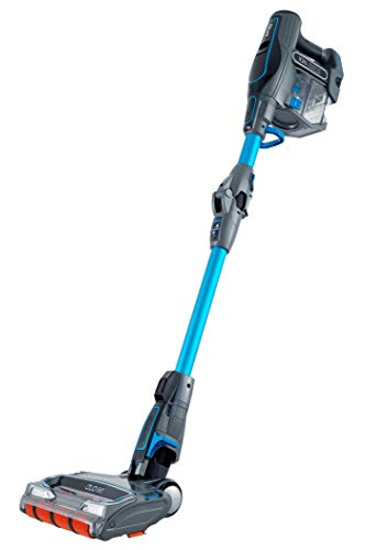 Shark Cordless Stick Vacuum Cleaner [IF200UK] Single Battery, Blue