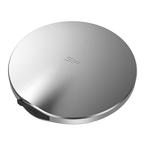 Silicone Power External SSD USB3.01Gen2Type-C Connector Bolt Aluminum Case B80Series