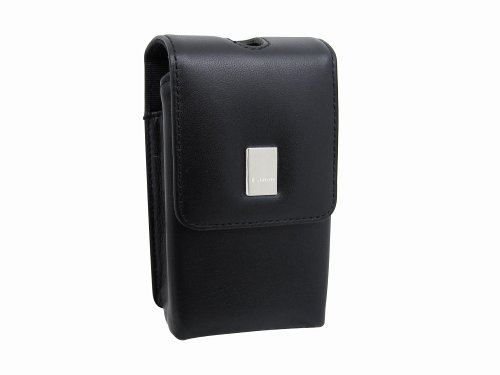 Canon PSC-55 Deluxe Leather Compact Case for SD430, SD500, SD550, SD600, SD630, SD700IS, SD800IS, SD850 IS, SD900,SD950IS & SD870IS 300 HS , 100 HS Canon Digital Cameras (Sd900 Memory Card)