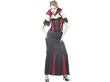 DISONIL Disfraz Vampira Amante Mujer Talla XL: Amazon.es: Juguetes ...
