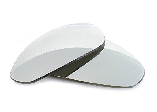 FUSE Lenses for Nike Tarj EV0180 Chrome Mirror Polarized - Sunglasses Tarj