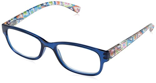 Sight Station Women's Makayla 1016321-250.COM Square Reading Glasses (Station Sight)