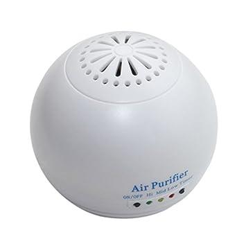 Iones negativos iónicos Enfonie portátil fresco purificador de aire generador de ozono AUTO limpiador/casa: Amazon.es: Electrónica