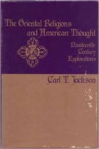 Jackson Oriental Religious cover art
