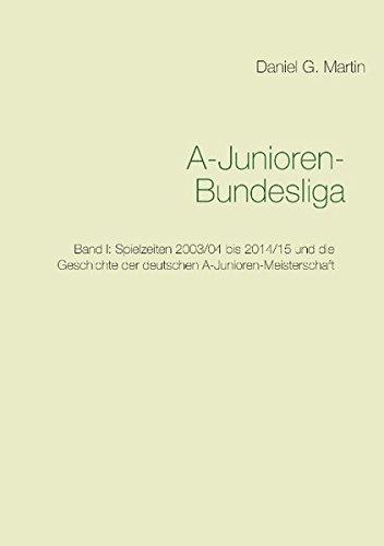 Read Online A-Junioren-Bundesliga (German Edition) PDF