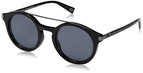 Marc-Jacobs-Marc173s-Round-Sunglasses-Black-RutheniumGray-Blue-48-mm