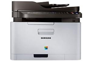 Samsung SL-C460FW Xpress Wireless Colour Laser Multifunction Printer