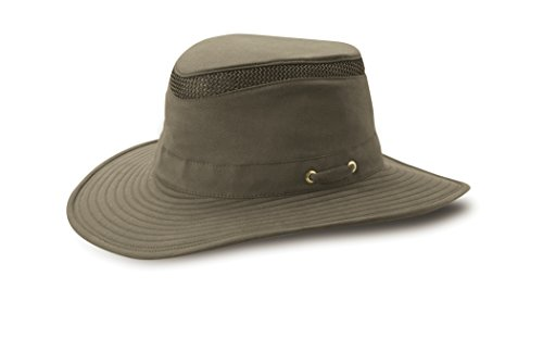 Tilley Hats T4MO-1 Women's Hikers Hat, Olive - 7-5/8