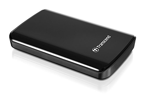 Rokform 1 TB 2.5-Inch USB 3.0 Super Speed Portable External Hard Drive - Black (TS1TSJ25D3) by Rokform