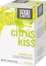Good Earth Tea Citrus Kiss (2 - Earth Good Tea White Tea