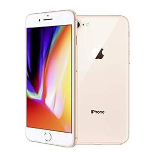 Best Epic Trends 310Khn5Gl9L._SS300_ (Renewed) Apple iPhone 8, Fully Unlocked, 256GB - Gold