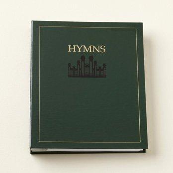 LDS Hymnbook - Large - Spiral Bound