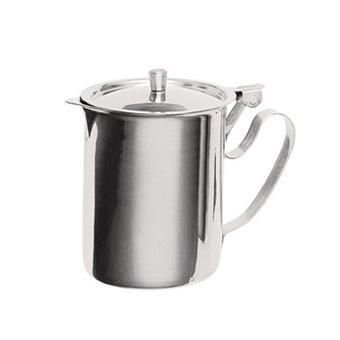 Stainless Steel Sugar-Creamer Table Top Server - 10 Ounce Capacity by Pride Of India by Pride Of India (Image #4)