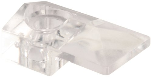 Prime-Line Products U 9278 Mirror Clip with Screw and Anchor, Modern,(Pack of 6) ()