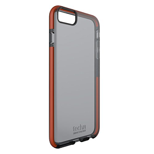 brand new 7abb7 7e671 Tech21 D3O Classic Shell Impact Case for iPhone 6 Plus (5.5 inch) - Smokey  (T21-4278)