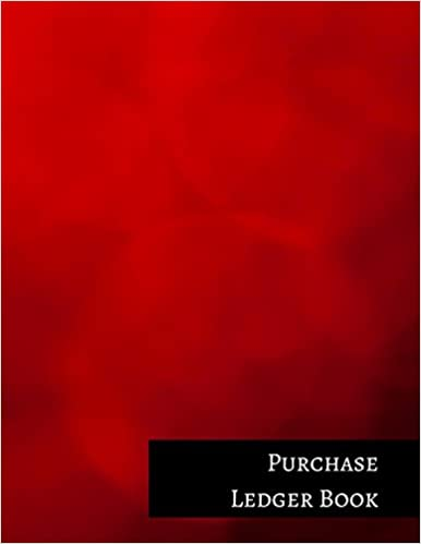 amazon purchase ledger book insignia accounts budgeting