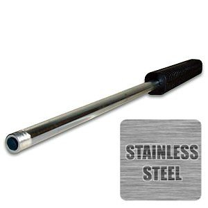 24'' Pressure Washer Spray Wand/Lance, Stainless Steel, Oval Molded Grip 8.752-884.0