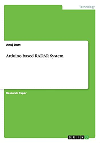 Arduino Based Radar System