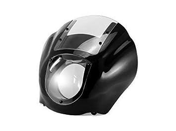 Cubierta carenado desmontable para motos custom proyectos: Amazon.es: Coche y moto
