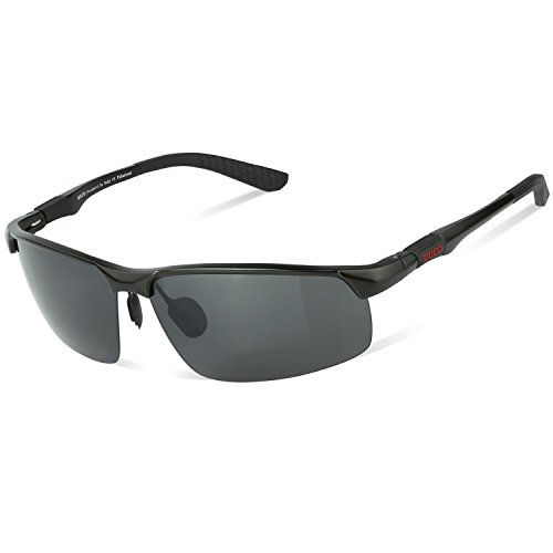 Duco Men's Fashion Driving Polarized Sunglasses Sports Eyewear