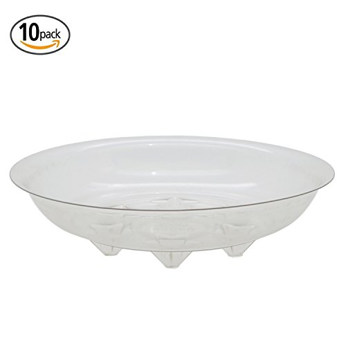 Plant Saucers - 10 Pack of 6