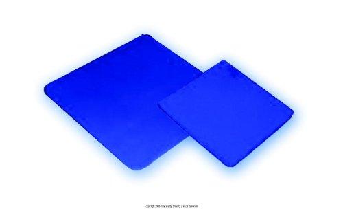 Wound Blue Dressing Hydrofera (Hydrofera Blue Bacteriostatic Foam Dressing 4