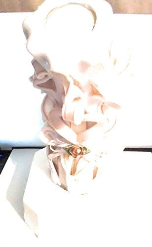 Wedding Designs Sculpted Gold Unity Candle by WaxWorks ()