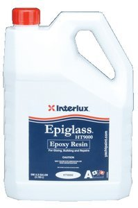 Epoxy Resin Gal Epiglass Epoxy Resin 4:3 by (Interlux Epiglass Epoxy)