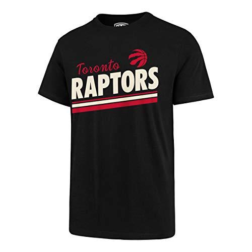 Rival Tee - OTS NBA Toronto Raptors Mens NBA Men's Rival TeeNBA Men's Rival Tee, Ascend, Large
