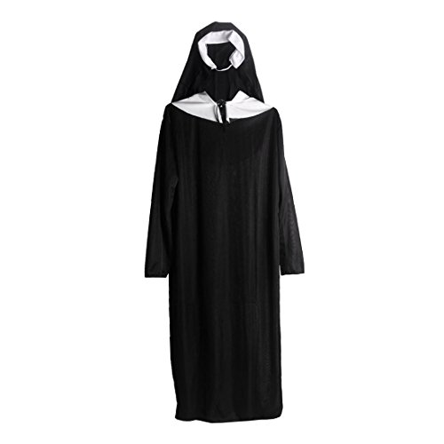Child Mother Superior Costume (Women's Cosplay Nun Costume SS-XNF01)