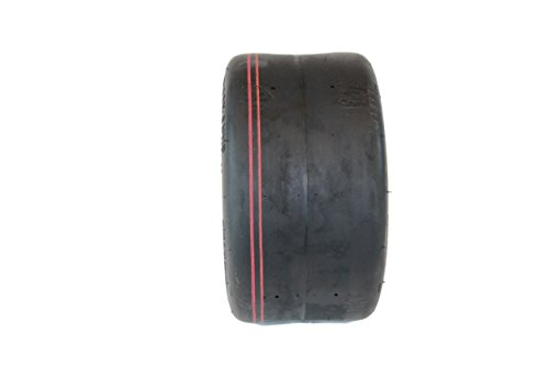 Antego Tire & Wheel Set of Two 13X6.50-6 4 Ply Turf Tires for Lawn & Garden Mower 13X6.5-6