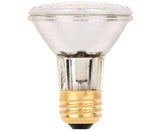 Westinghouse 3685000, 38w 500 Lumen PAR20, 30° Beam 2000 Hour 120v Halogen Light Bulb, 6-Pack