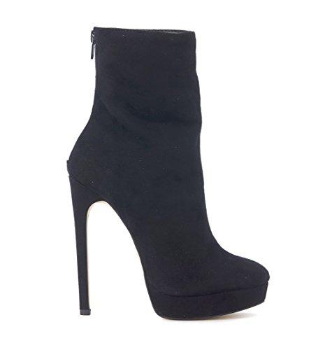 001 Noir Noir Hautes Lesly Scarpa Black Steve Taglia Femme Bottes Madden qUW7Fv