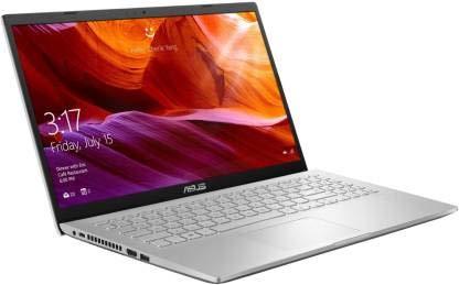 "Asus X409JA-EK591T- Intel 10th Gen Core i5-1035G1 / 8GB / 512GB SSD / 14.0"" Full HD /1 Yr Warranty / 1.5 Kgs / Silver"